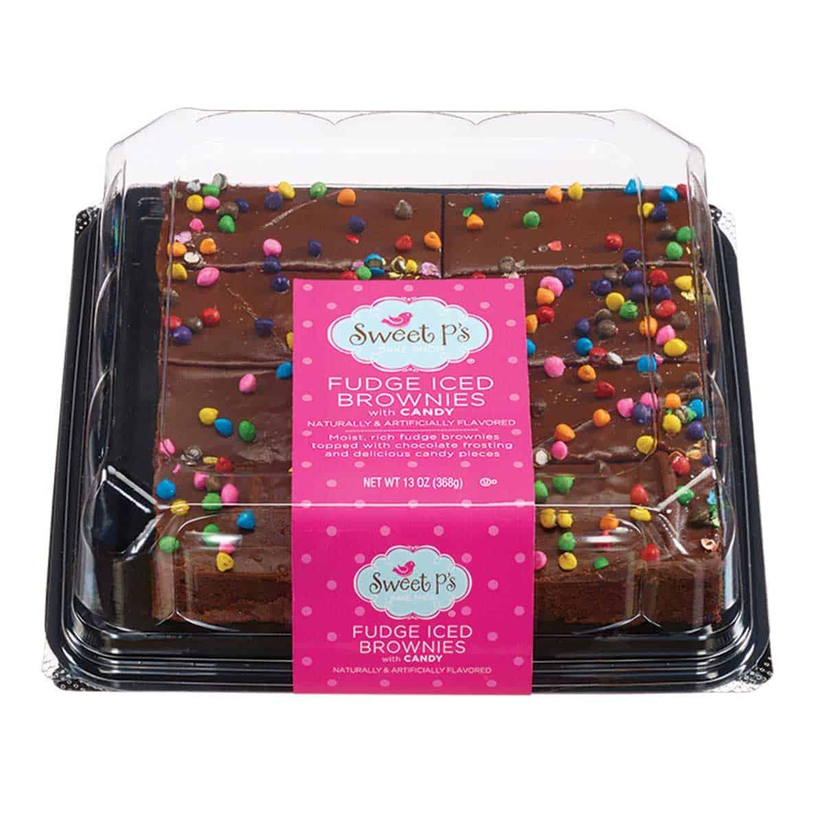fudge-iced-brownies